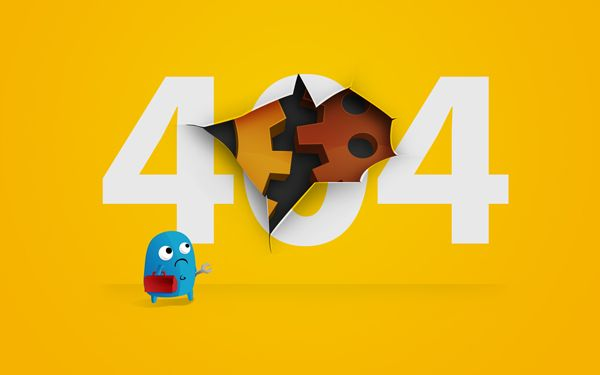 Esmy Media Design is has a 404