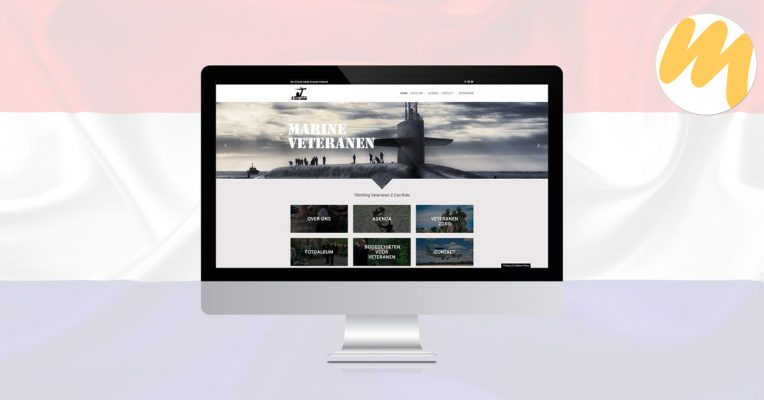 Stichting veteranen 2 Can Rule | Website gebouwd door Esmy Media Design te Tiel