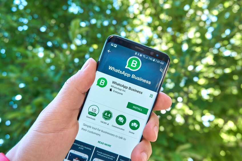 Whatsapp Business, gebruikt u het al?   Esmy Media Design