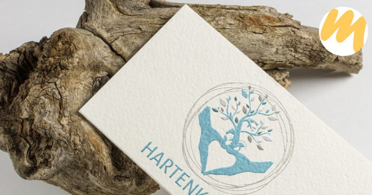 Hartenkeuze, logo ontwerp, grafisch design, Esmy Media Design Betuwe, Gelderland, Tiel