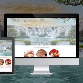 Zhen Chinese Geneeswijze, webdesign Tiel, grafisch design, Esmy Media Design Betuwe, Gelderland, Tiel, Wadenoijen