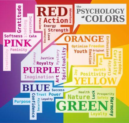 Dit zeggen kleuren over uw merk | Esmy Media Design | Webdesign Tiel