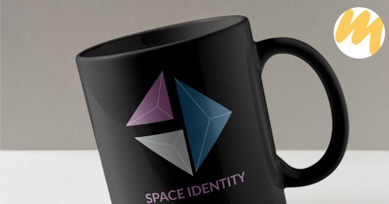 Webdesign Tiel | Space Identity, logo ontwerp, grafisch design, Esmy Media Design Betuwe, Webdesign Gelderland