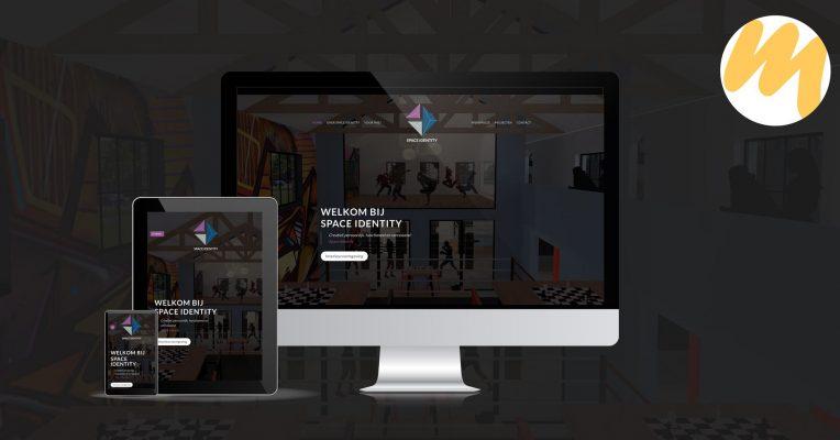 Space Identity te Tiel | Huisstijl en webdesign door Esmy Media Design te Tiel