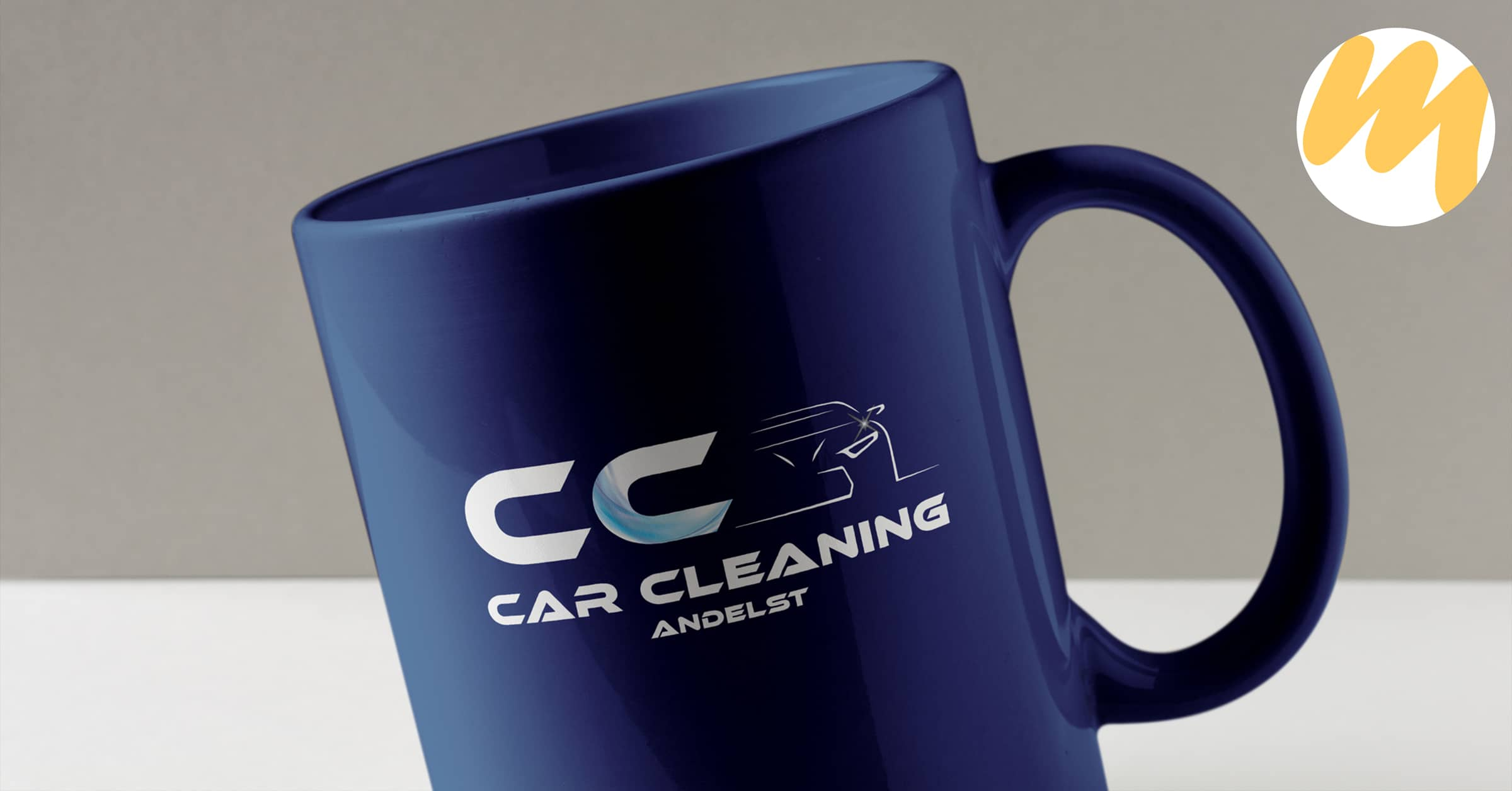 Webdesign Tiel | Car Cleaning Andelst, logo ontwerp, grafisch design, Esmy Media Design Betuwe, Webdesign Gelderland
