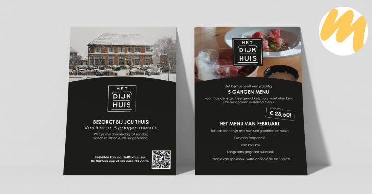 Flyer | Het Dijkhuis in Ophemert