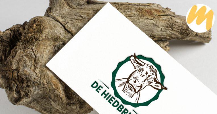 Logo Tiel | De HiedBrink te Braamt | Huisstijl en grafisch ontwerp door Esmy Media Design