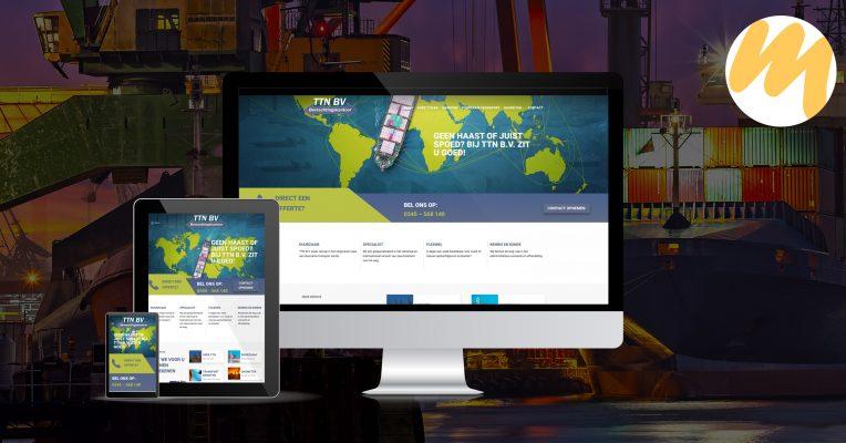 Webdesign | TTN B.V. | Neerijnen